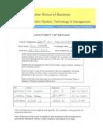 INFS1602 Assignment