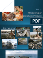 Topic 11 Marketing Aquaculture Product Part II