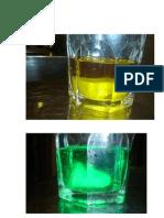 Experimento aceite y agua II