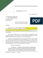 BIR Ruling 002-95