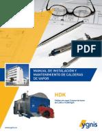 Manual HDK 2014