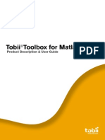 Tobii Toolbox for Matlab Product Description
