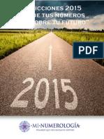 2015 Reporte Numerologia PDF