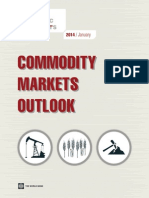 Commodity Markets Outlook 2014 January