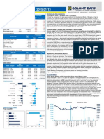 Daily Report 20150113