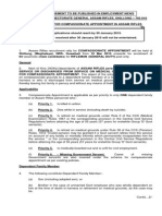 Notification Assam Rifles Riflemen GD Posts