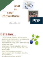 Askep Kep. Transkultural