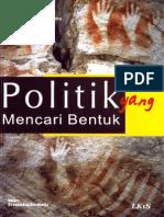Politik Mencari Bentuk New