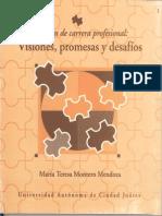 [Maria Teresa Montero Mendosa] Eleccion de Carrera Profesional - Visiones Promesas y Desafíos