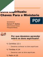 1 Dons Espirituais