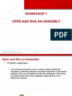 Ws1_open and Run an Assembly