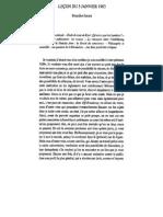 Foucault - Le gouvernement de soi-même et des autres, p. 3-39