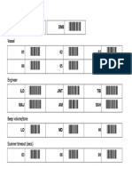 Barcode reference sheet (tn+05063-5)