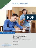 Die Armutsdebatte in Deutschland - Mythen, Fakten und internationale Vergleiche