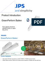 Philips Led GreenPerform Batten