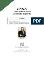 9 - Curso ESDE - Estudo Sist da Doutrina Espirita _FEB_.pdf