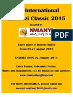 Zambezi Classic 2015