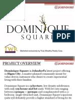 Dominique Square Iligan