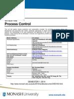 CHE3162 Unit Guide