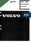 Wiring diagrams 1981 models
