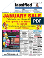WTM Classified Adverts 140115