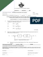 ch26b final exam 2000
