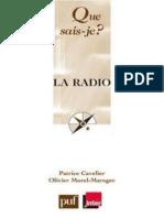 La Radio - Cavelier Patrice, Morel-Maroger