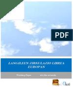 Langileen Zirkulazio Librea Europan