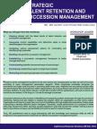 Retention Succession Management