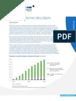 Note d'analyse France Stratégies - L'internet des objets