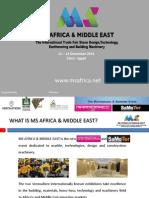 MS Africa Presentation English
