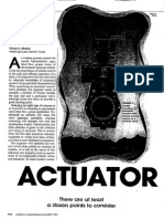 How to Match Valves and Actuators 21990