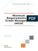 FECMA Minimum Requirements Chapter 5-4