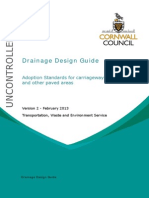 Highway Drainage Standards Feb 2013