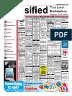 GUA Classified Adverts 140115
