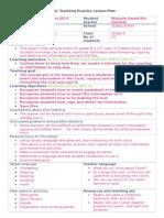 lesson plan 4 excel 8