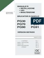 Manual de Instalare UNIGAS PG30-91