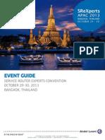 SReXperts Bangkok 2013 - Event Guide - 20130905 - s.pdf