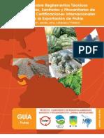 Guía sobre Reglamentos Técnicos Ambientales, Sanitarios y Fitosanitarios de Panamá y Certificaciones Internacionales para la Exportación de Frutas