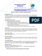 Systems Administration Jan 2015