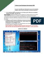 Configuración Manual de IP y Network Manager en Ubuntu 14.04 y Windows 2008
