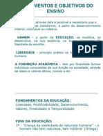 Fundamentos Da Educaçao Nacional