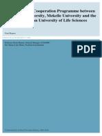 Report Institutional Collaboration - Mekelle and Hawassa Universities.pdf