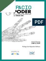 Libro Espacio y Poder - Ariel Garcia (Compilador)