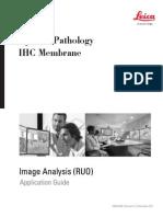 IHC Membrane User Guide