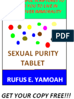 Sexual Purity Tablet