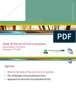 Use of LCA in Business