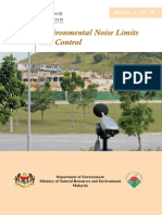 DOE Book 1 - Planning Guidelines for Environmental Noise Limits and Control