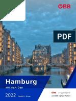 Hamburg - ÖBB EuroNight - über Nacht nach Hamburg
