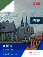 Köln - ÖBB EuroNight - über Nacht nach Köln